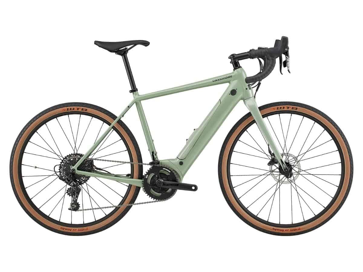 Cannondale Synapse Neo SE electric road bike.