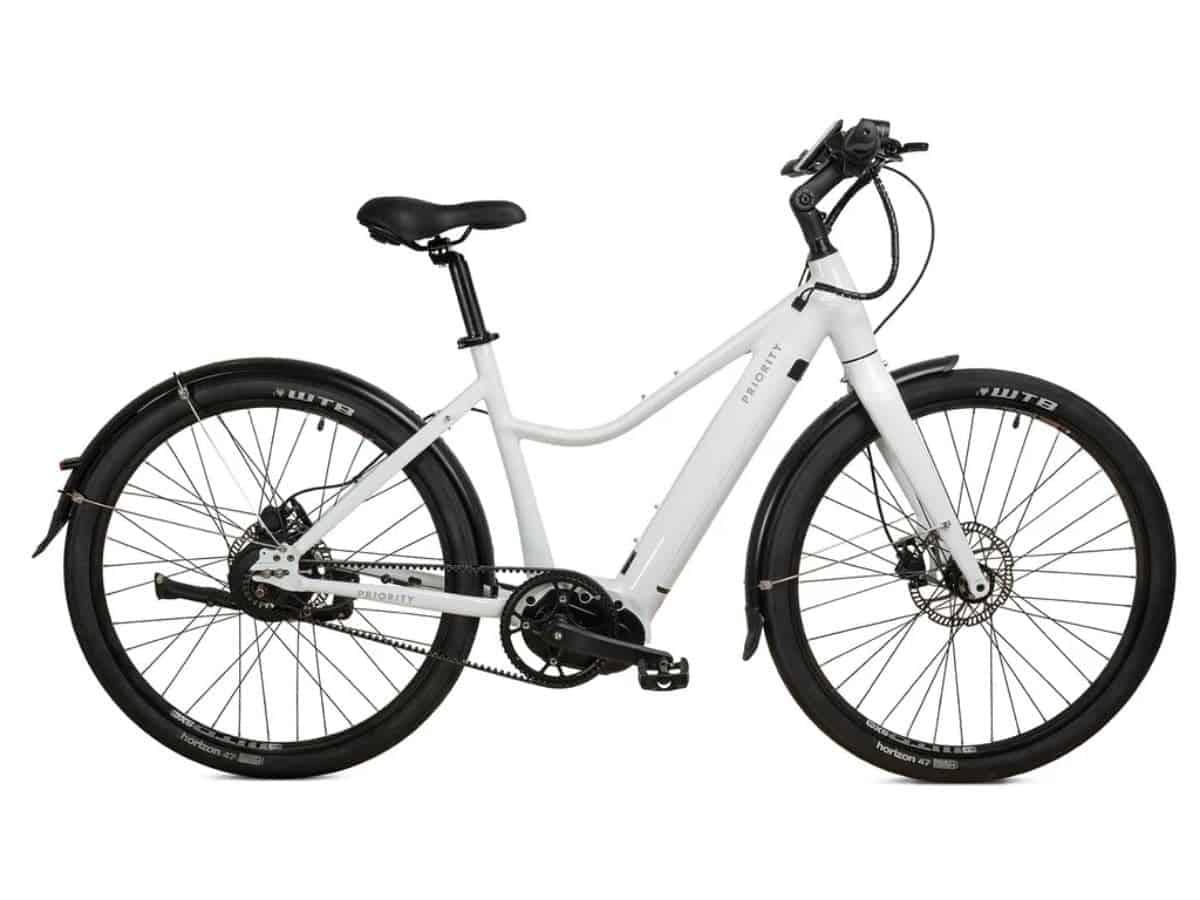 Priority Current e-bike.