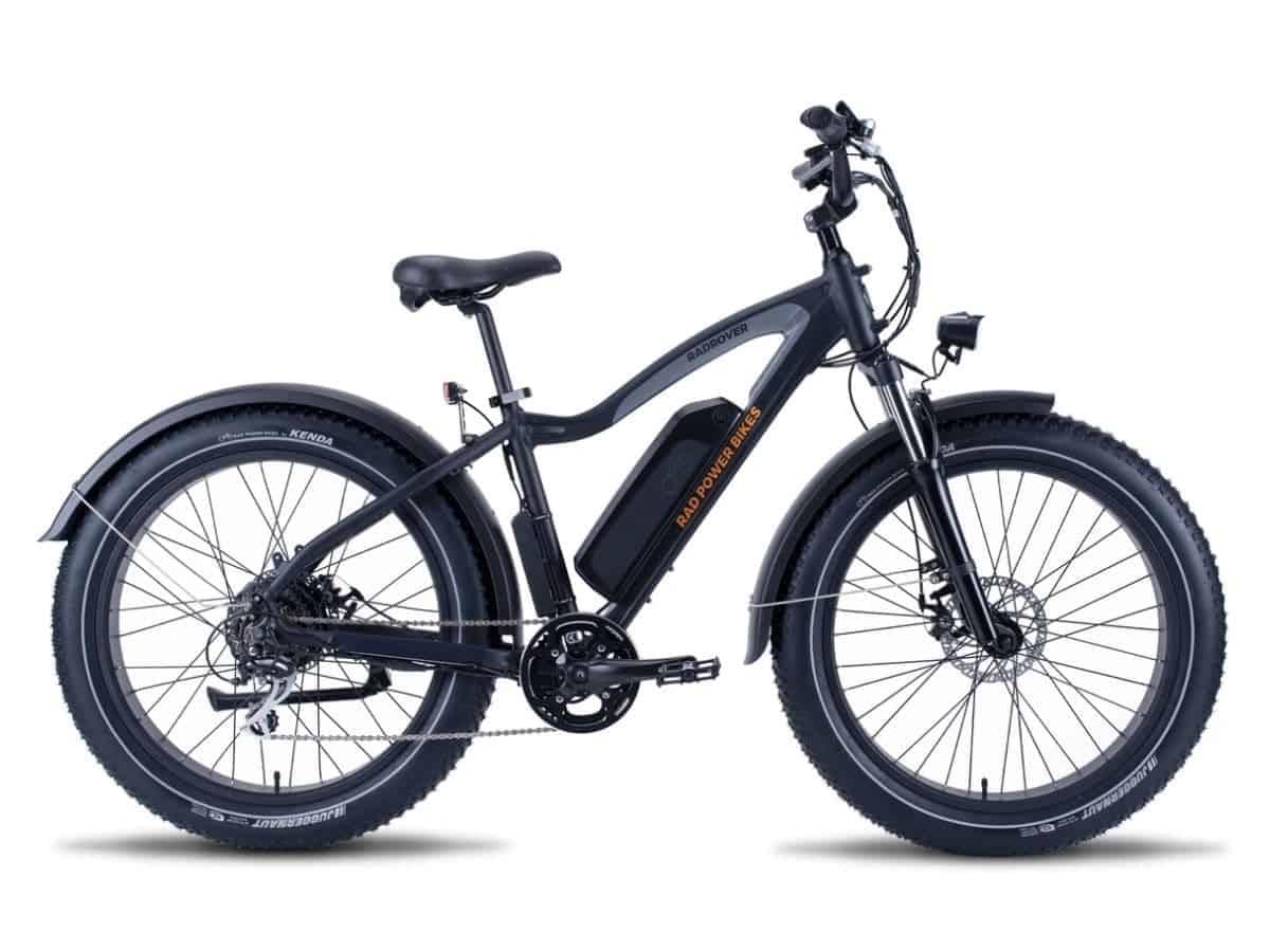 RadRover fat tire electric bike.