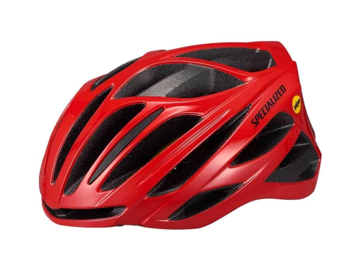 Specialized Echelon II bike helmet.