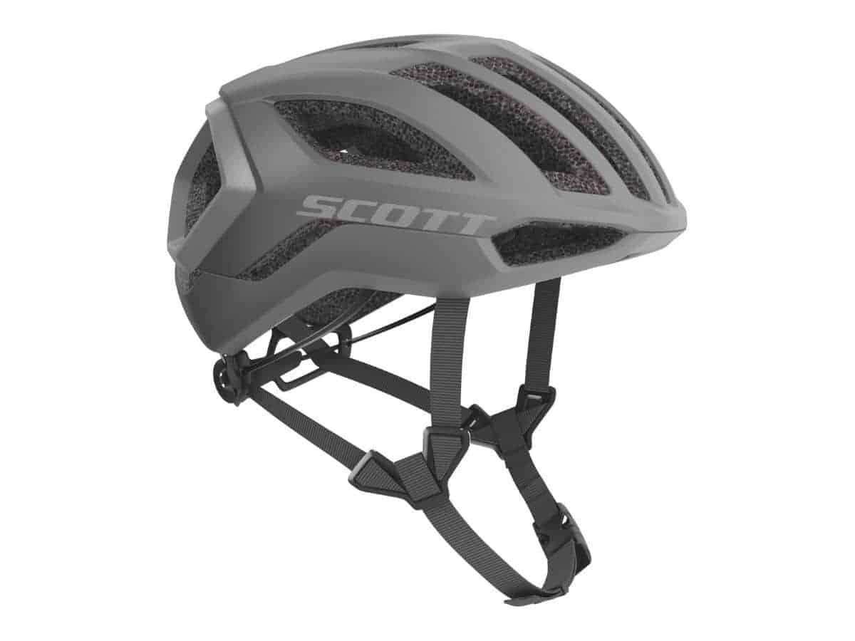 Scott Centric Plus cycling helmet.