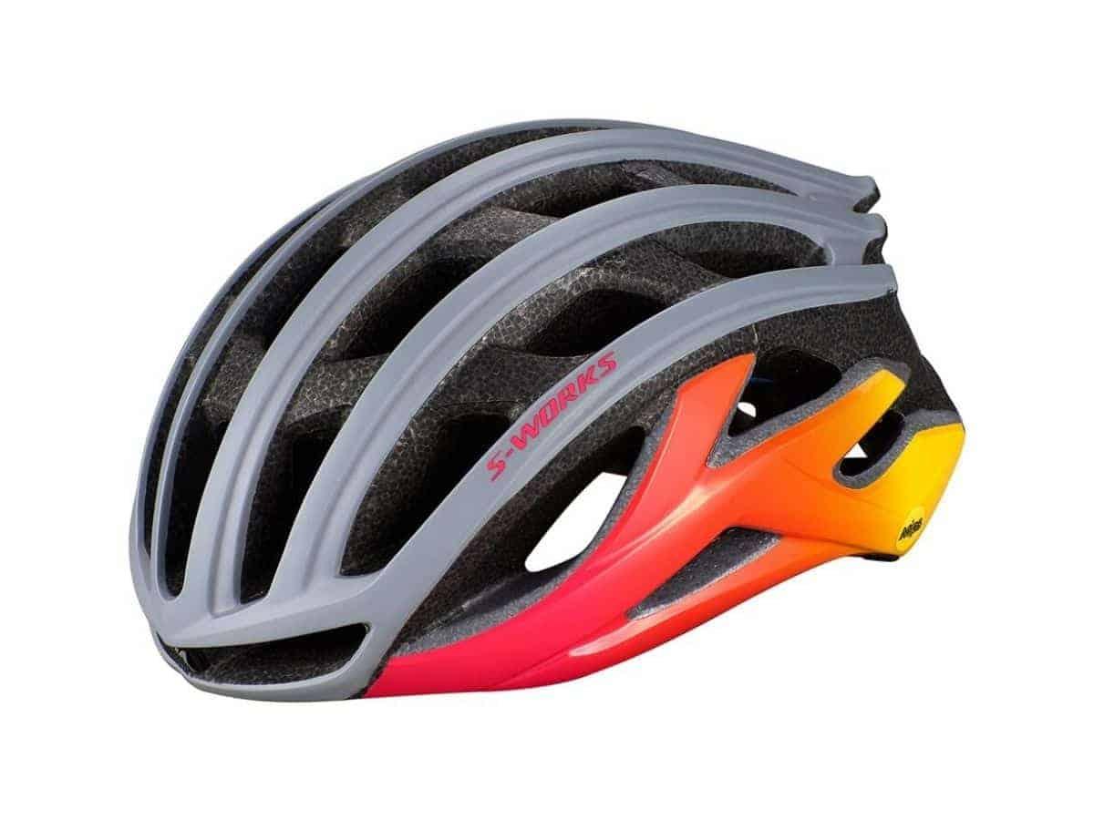Specialized S-Works Prevail bike helmet.
