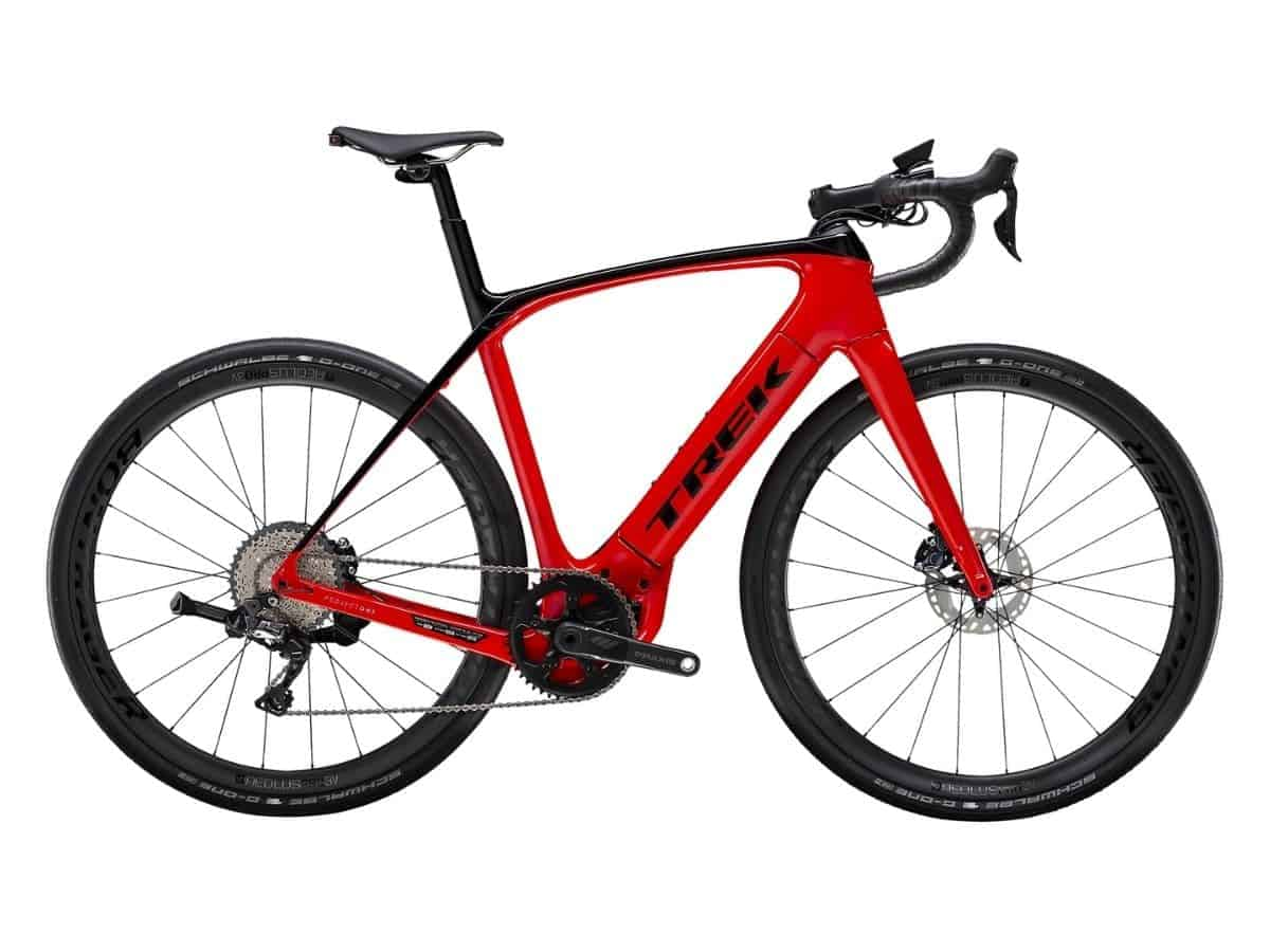 Trek Domane Plus HP 7 electric bike.