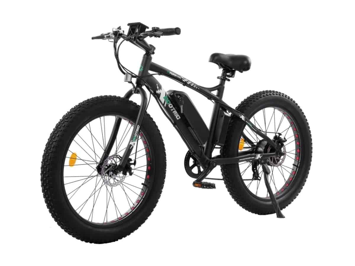 Ecotric fat tire electric bike.