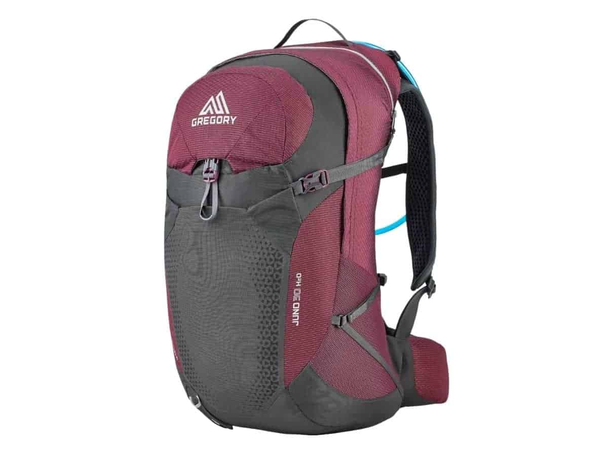 Gregory Juno 30-liter hydration pack.