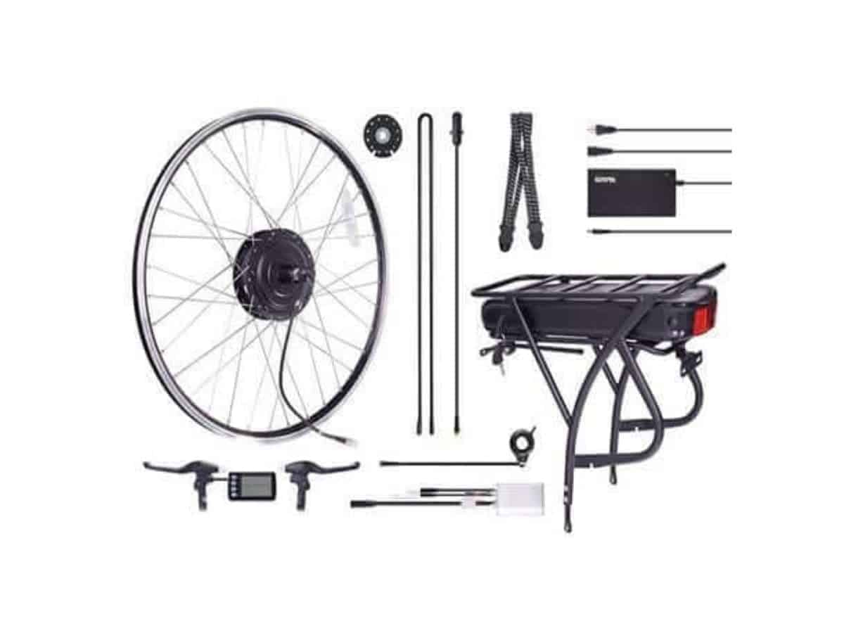 Magnum electric bike conversion kit.