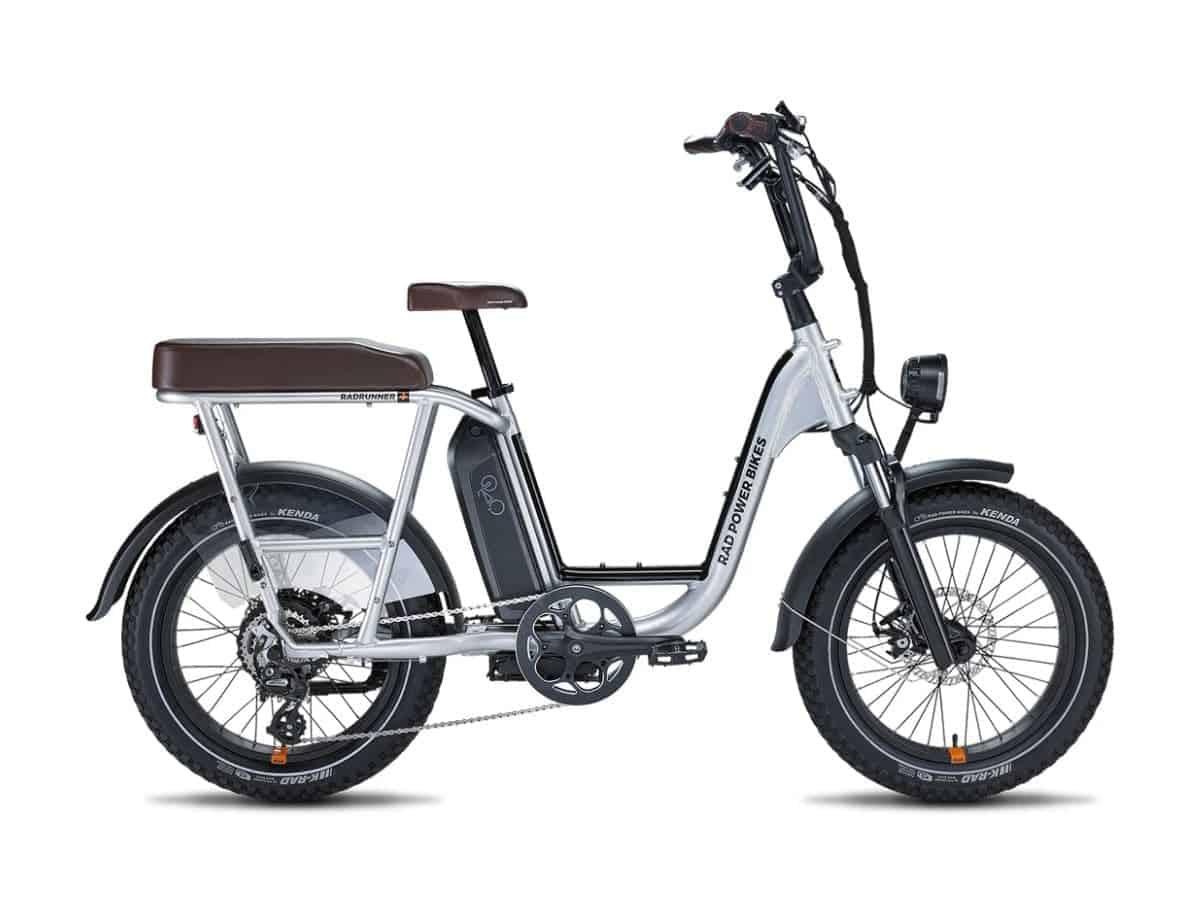 RadRunner Plus fat tire electric bike.